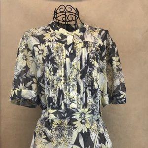 Apt. 9 Size XL shear shirt V74